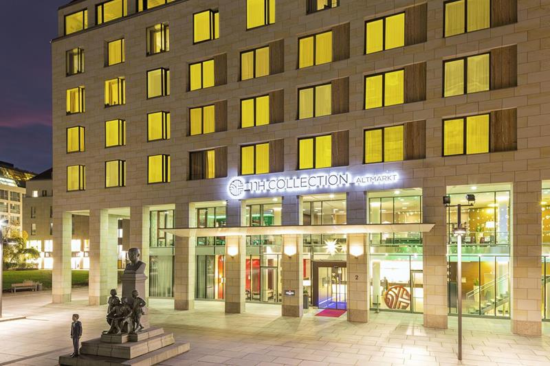 Dove dormire a Dresda, hotel economici