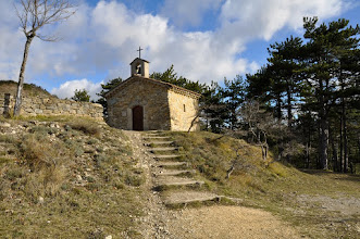 Photo: A la chapelle St Christophe