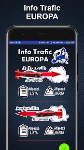 Info Trafic Europa (Vama Romania Online) - náhled