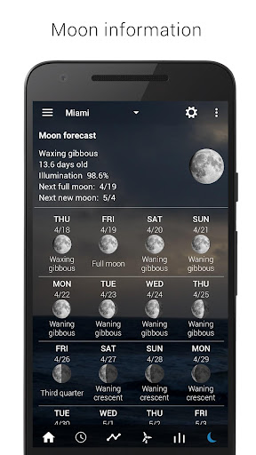 Sense Flip Clock & Weather 5.77.0.2 screenshots 15
