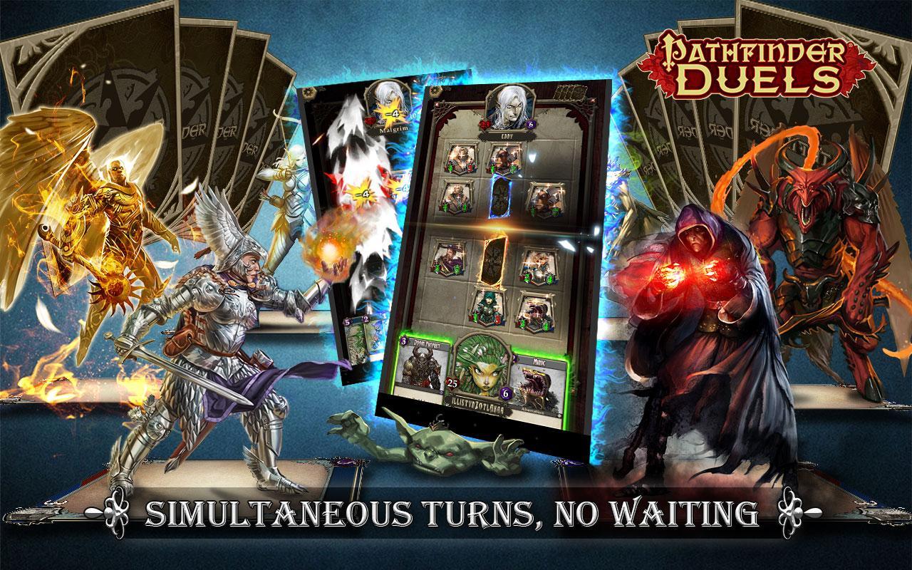 Pathfinder Duels screenshot #12