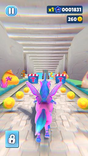 Magical Pony Run - Unicorn Runner 1.5 screenshots 9