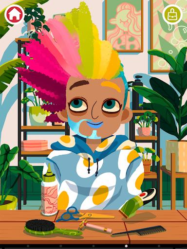 Toca Hair Salon 4 screenshot 7