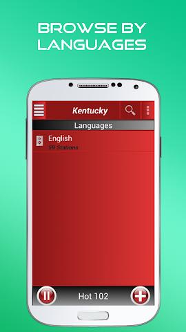 android A2Z Kentucky FM Radio Screenshot 6