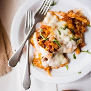 Healthy Quinoa Make Ahead Casserole