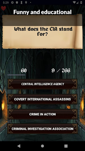 Dungeons and Questions - Trivia Knowledge Game screenshots 4