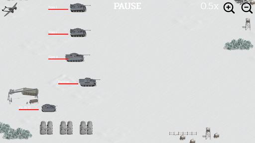 Code Triche Frontline Attack apk mod screenshots 5