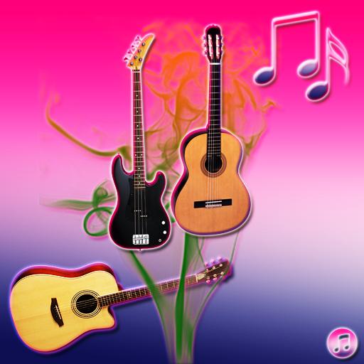 吉他铃声2016年 音樂 LOGO-玩APPs