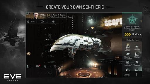 EVE Echoes 1.5.4 screenshots 2
