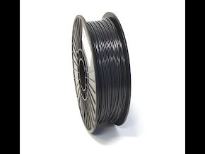 Jet Grey PRO Series PETG Filament - 3.00mm (1lb)