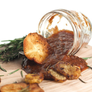 Crispy Rosemary Winter Chips