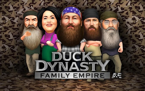 Duck Dynasty® Family Empire MOD (Unlimited Gold) 6