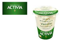 Angebot für ACTIVIA 100% Pflanzlich                                                Vanillegeschmack im Supermarkt