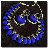 Silk Thread Jewelry Ideas