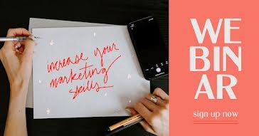 Marketing Webinar - Facebook Cover Photo template