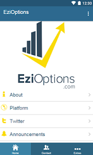 EziOptions- screenshot thumbnail