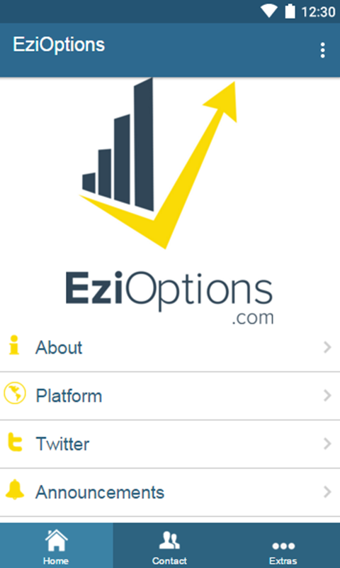EziOptions- screenshot