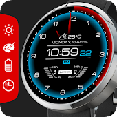 Futuristic Watch Face