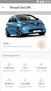 EnBW mobility+- screenshot thumbnail