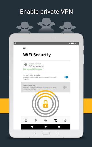 Norton WiFi Privacy Secure VPN