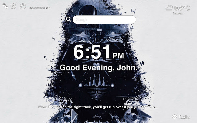 Darth Vader Star Wars Wallpapers New Tab Browser Extension Profile Extpose