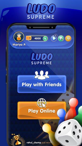 Ludo Supreme Gold