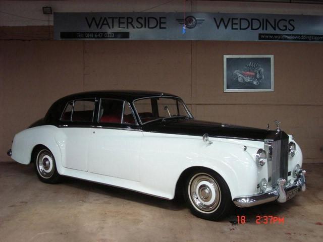 Rolls-Royce Silver Cloud 1 Hire Glasgow