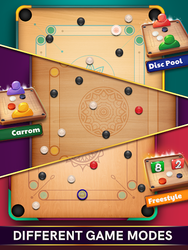 Carrom Pool: Disc Game apktram screenshots 10