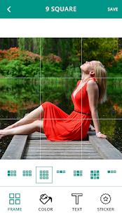9 Grid for instagram - náhled