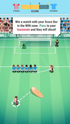 Tiny Striker: World Footballのおすすめ画像3