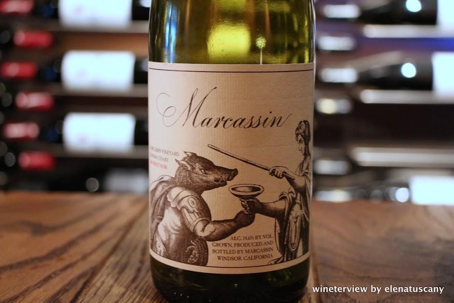 marcassin, marcassin vineyards, pinot noir, pinot noir marcassin, marcassin 2010, pinot noir 2010, california, california wine, californian pinot noir, red wine, vino rosso, vino californiano, pinot nero california, pinot nero