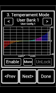 Precision Strobe Tuner Demo- screenshot thumbnail