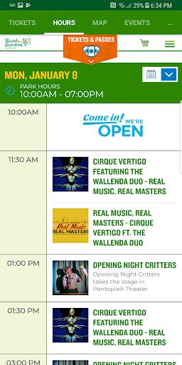 Busch Gardens Discovery Guide 6.1 screenshots 3