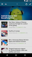 Screenshot of AC App for Android™