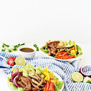 Beef Fajita Salad Recipes