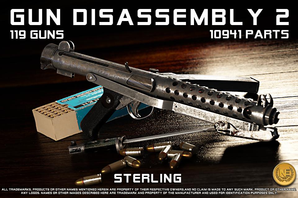 Gun Disassembly 2 - screenshot
