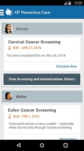 KP Preventive Care (NCAL only)- screenshot thumbnail