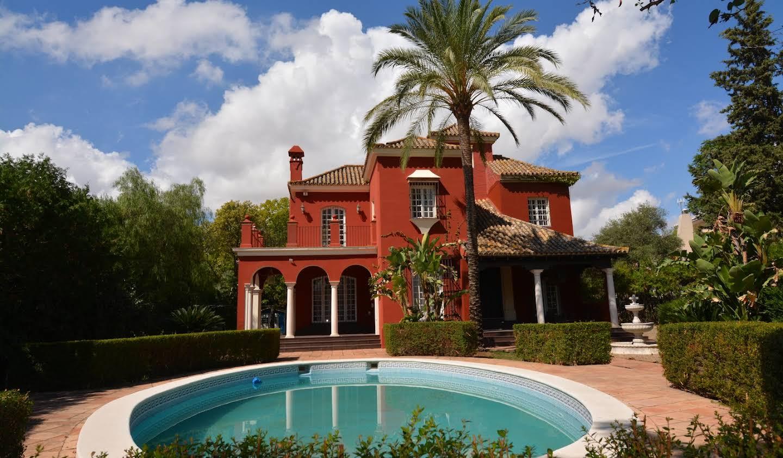 Maison avec piscine et jardin Séville