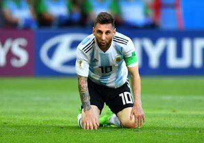 Lionel Messi pourrait faire son retour en sélection
