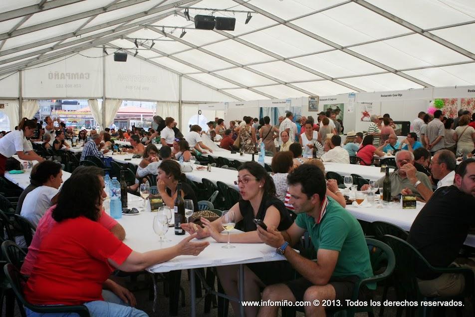 La 27 edición de la Fiesta de la Langosta y de la cocina marinera espera una afluencia masiva de comensales