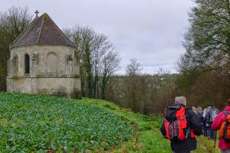 Photo: Chapelle de St Anobert (hameau de Fossemont, commune de Morienval)