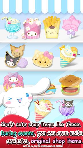 لقطات شاشة Hello Kitty World 2 Sanrio Kawaii Theme Park Game 6