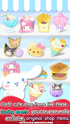 Hallo Kitty World 2 Sanrio Kawaii Themenpark Spiel Screenshots 6