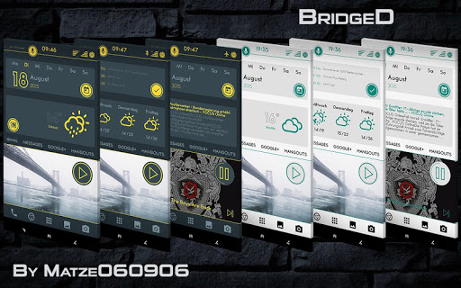 BridgeD for KLWP