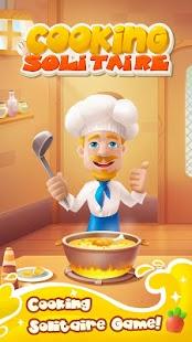 Vaření šéfkuchař Solitaire - náhled