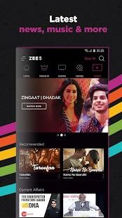 Download Zee5 Premium Apk + Mod - Movies, TV Shows, LIVE TV
