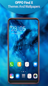 Download OPPO F11 theme & launcher OPPO find X wallpaper APK latest