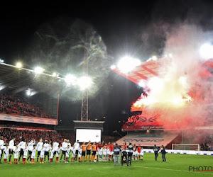 Fumigènes : sanction plus clémente pour l'Antwerp que pour le Standard