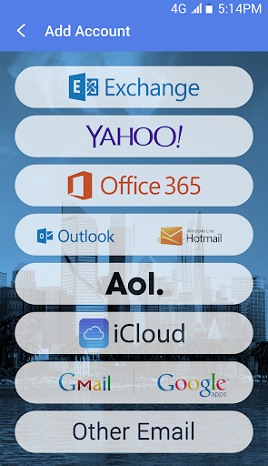 Email TypeApp - Mail App screenshot