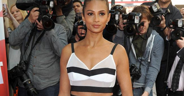Alesha Dixon says Strictly curse is real